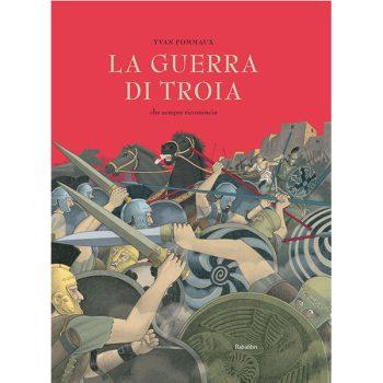 Babalibri - La guerra di Troia