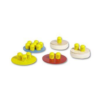 BS Toys Gioco di Equilibrio Bird Race