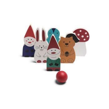 BS Toys Bowling Amici della Foresta