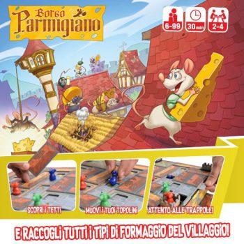 Red Glove - Borgo Parmigiano