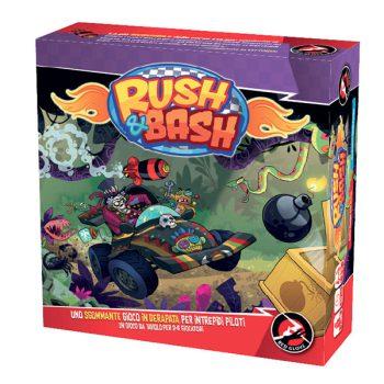 Red Glove - Rush & Bush